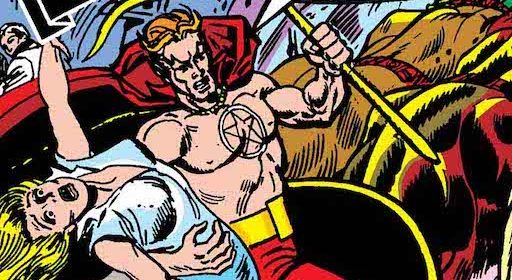 SON OF SATAN's First Issue Gets FACSIMILE EDITION Reprint