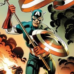 EXCLUSIVE Preview: CAPTAIN AMERICA AND THE INVADERS #1