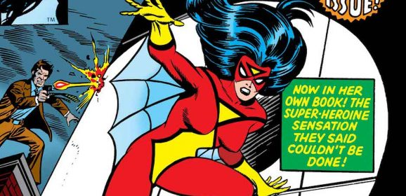 SPIDER-WOMAN #1 to Be Re-Released as FACSIMILE EDITION