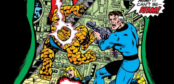 GEORGE PEREZ: How FANTASTIC FOUR Led to My Friendship With STAN LEE