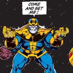 THE GEORGE PEREZ INTERVIEWS: Inside THE INFINITY GAUNTLET