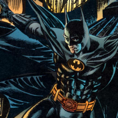How the BATMAN '89 Comics Adaptation Improves Upon the Movie