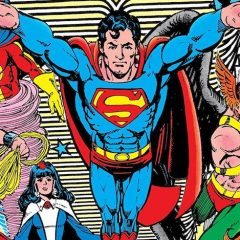GEORGE PEREZ: Why I'm a Natural For Team Books
