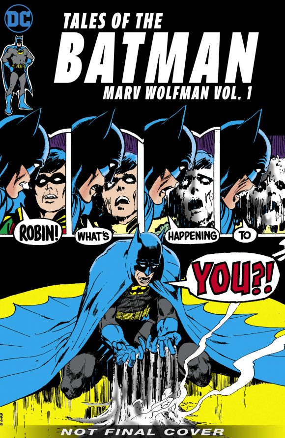 BATMAN: THE LAZARUS AFFAIR to Get Collected — At Last | 13th