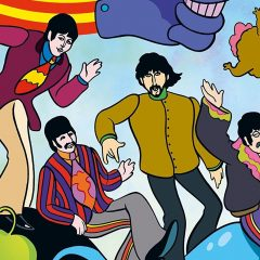 YELLOW SUBMARINE: The Voyage From Screen to Page