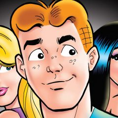 FIRST LOOK — ARCHIE: THE MARRIED LIFE 10th Anniversary #1