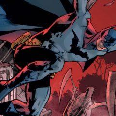 WARREN ELLIS and BRYAN HITCH Reunite for THE BATMAN'S GRAVE