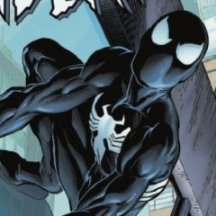 EXCLUSIVE LOOK: Original Story Concept For SPIDER-MAN's Black Suit Finally Published
