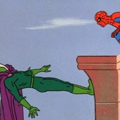 SPIDER-MAN VS. MYSTERIO: Their Groovy '67 Cartoon Showdowns