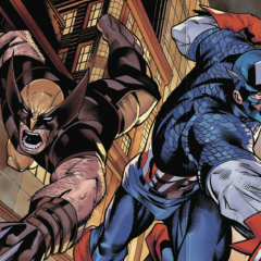 EXCLUSIVE Preview: WEAPON PLUS #1