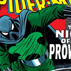 THE SPIDER'S WEB: Birth of the Prowler — and the Coming of the Kangaroo?!
