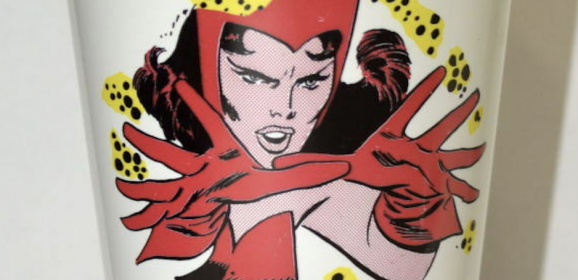 13 Far Out MARVEL SLURPEE CUPS of the '70s