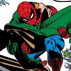 A SPIDER-MAN Landmark: Revisiting the DEATH OF CAPTAIN STACY