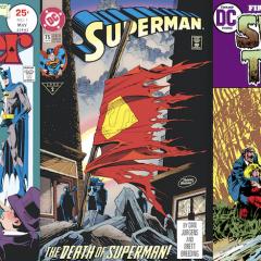 DC Sets DOLLAR COMICS Line-Up For October