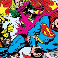 13 COVERS: A JACK KIRBY Birthday Celebration