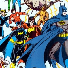 GEORGE PEREZ: Here's What Made the WHO'S WHO Covers So Special