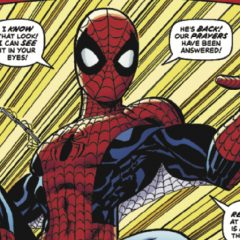 FIRST LOOK: GERRY CONWAY and ERIK LARSEN Return to SPIDER-MAN