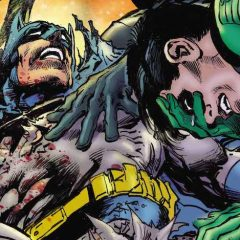 EXCLUSIVE Preview: BATMAN VS. RA'S AL GHUL #1