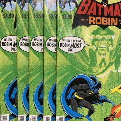 REVIEW: The BATMAN #232 Facsimile Edition Is a Real Joy