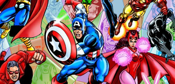 GEORGE PEREZ: How THE AVENGERS Made Me a Better Artist