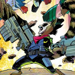EXCLUSIVE Preview: GUARDIANS OF THE GALAXY #8