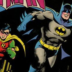 13 BATMAN AND ROBIN COVERS to Make You Feel Good