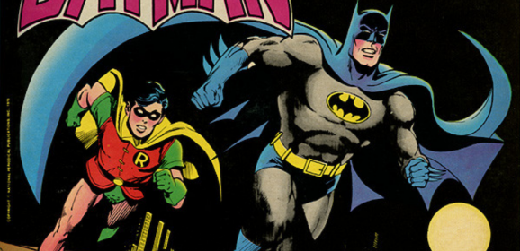 13 BATMAN AND ROBIN COVERS to Make You Feel Good