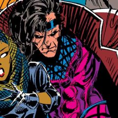 GAMBIT's Debut in X-MEN #266 to Be Released as Facsimile Edition