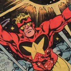 A (Nearly) Forgotten Hero: Levitz and Ditko's STARMAN