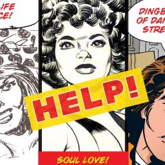How You Can Help Finish This Rare JACK KIRBY Project