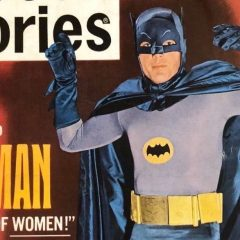 13 COVERS: An ADAM WEST Birthday Celebration
