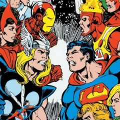 GEORGE PEREZ Reveals the One Image Destined to Be in JLA/AVENGERS