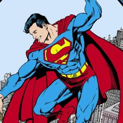 GEORGE PEREZ's SUPERMAN Set for Book Collection