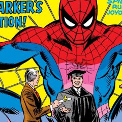 MARV WOLFMAN Had an AMAZING Handle on SPIDER-MAN