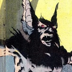 The Mystique of MICHAEL GOLDEN's MAN-BAT