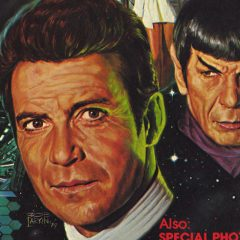 Marvel's Classic STAR TREK: THE MOTION PICTURE Magazine to Be Re-Released