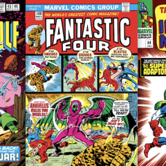 Marvel Celebrates ANNIHILATION With Classic TRUE BELIEVERS Reprints