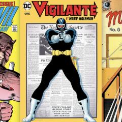 TOUGH AS NAILS: 13 Unstoppable Superhero Vigilantes