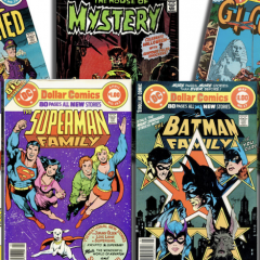 13 REASONS to Love DC COMICS in the Bronze Age