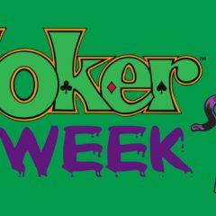 It's JOKER WEEK