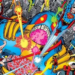 GEORGE PEREZ: CRISIS ON INFINITE EARTHS Was My Fanboy Dream
