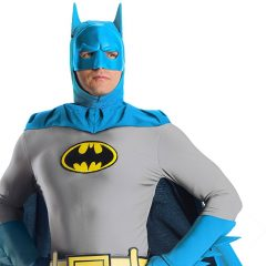 Dig This Far Out Bronze Age BATMAN Halloween Costume