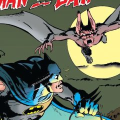13 MAN-BAT COVERS to Make You Go SKREEEE!