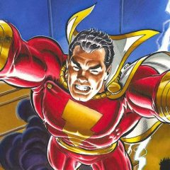 Jerry Ordway's POWER OF SHAZAM! Series to Get Hardcover Release