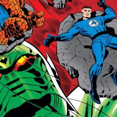 Landmark FANTASTIC FOUR ANNUAL #6 to Be Re-Released as Facsimile Edition