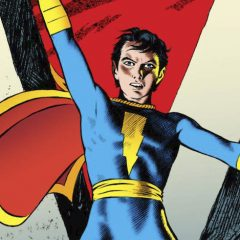 A Tribute to CAPTAIN MARVEL JR.'s MAC RABOY, by ROY THOMAS