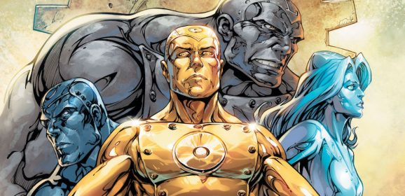 DiDio's New METAL MEN Series Will Reflect the Future — and the Past