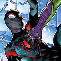 EXCLUSIVE Preview — MILES MORALES: SPIDER-MAN #11