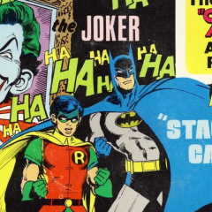 THE JOKER COMES ALIVE: The Clown Prince of Crime on Glorious Vinyl