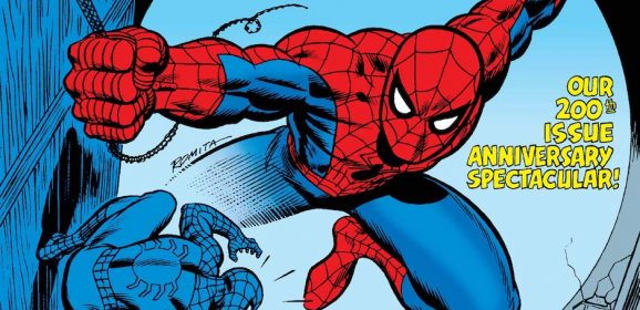 The Ups and Downs of AMAZING SPIDER-MAN #200